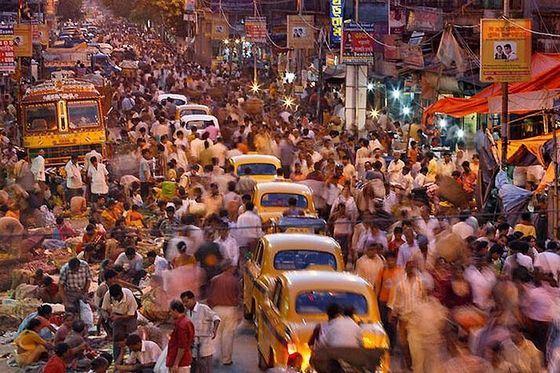 Скоро Индия обгонит Китай по численности населения