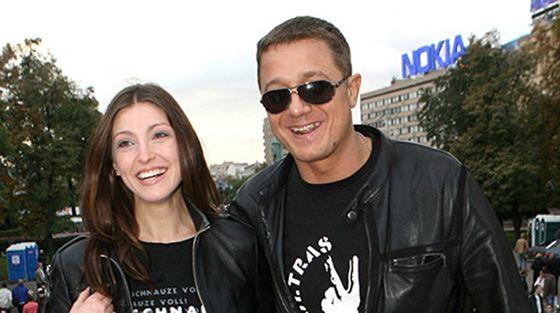 Алексей Макаров и Анастасия