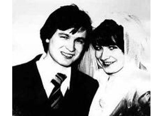 Рашид Нургалиев с женой