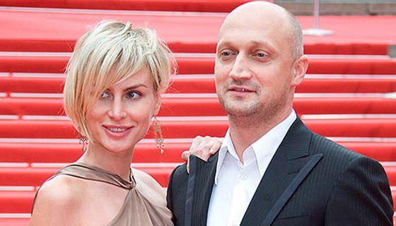 Гоша с женой Ириной Скринченко