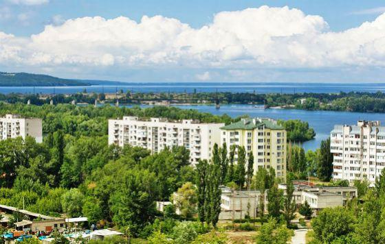 Новой столицей Украины может стать город Канев