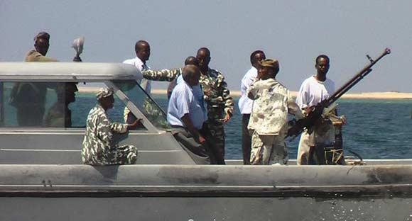 Пираты вНигерии похитили русского моряка