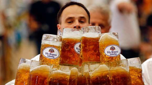 Немецкое пиво содержит значительную дозу гербицида-канцерогена