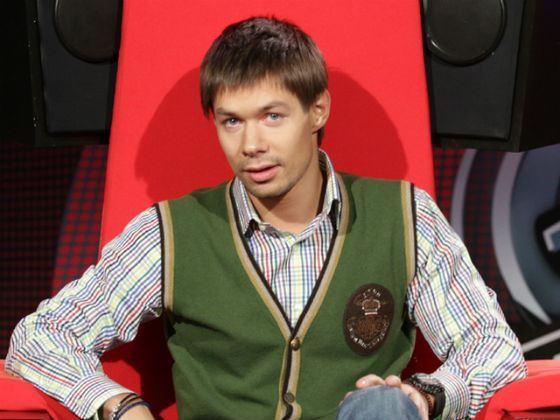 Стас Пьеха в жюри шоу «Голос Украины»