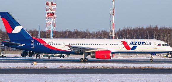 Летевший из Москвы в Таиланд самолет совершил экстренную посадку