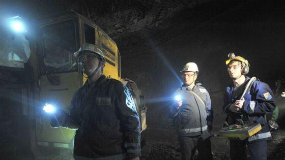 В шахте «Северная» продолжаются спасательные работы
