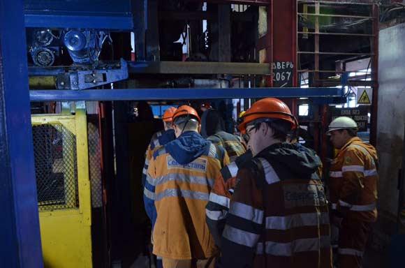 Спасательная операция в шахте «Северная» завершена