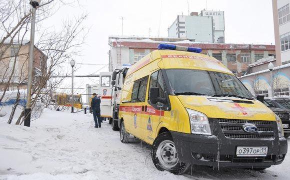 Семьи погибших на шахте в Воркуте получат по миллиону рублей