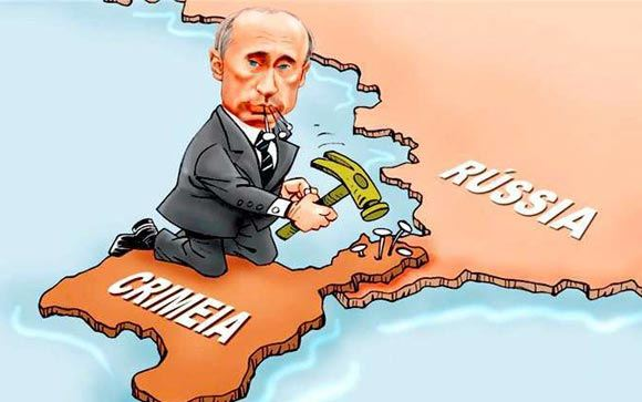Опрос: украинцы считают возвращение Крыма невозможным