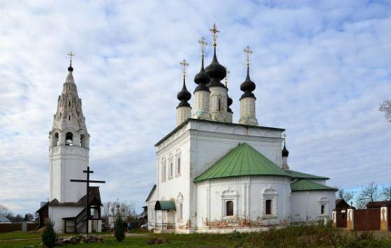 Вознесенская церковь в Суздале