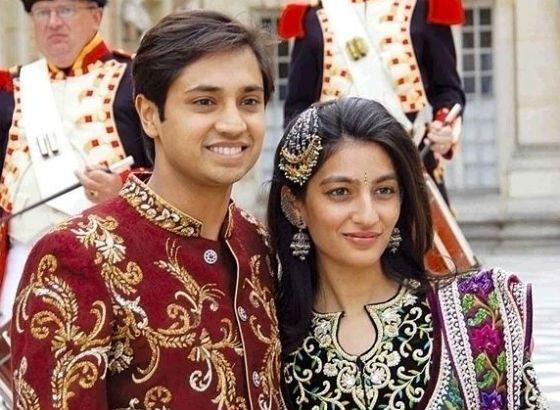 Свадьба Ваниши Миттал и Амита Бхатиа