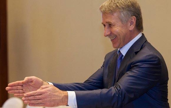 Forbes впервые назвал Михельсона богатейшим человеком РФ