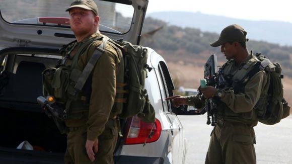GPS-навигатор завел израильских солдат в лагерь палестинцев