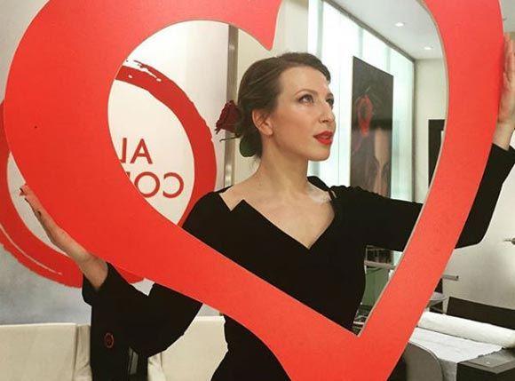 37-летняя Яна Чурикова развелась с третьим мужем