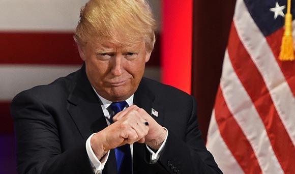 Трамп объявил себя победителем в пяти американских штатах на первичных выборах