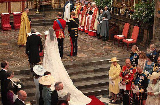 Начало церемонии