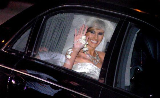 Невеста прибыла