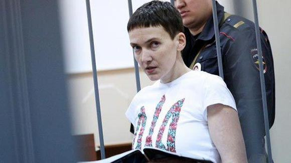 The prosecution requires for Savchenko almost the maximum possible term