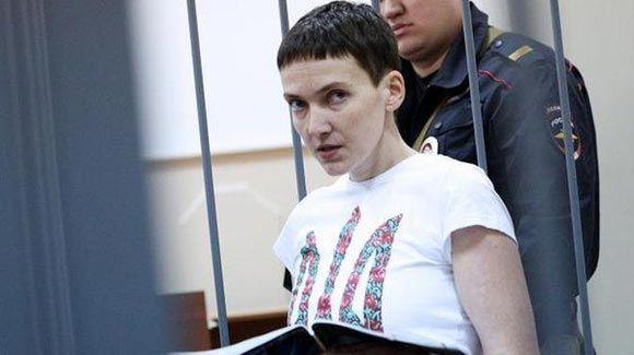 Обвинение требует для Савченко почти максимально возможного срока
