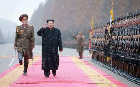 Санкции против Северной Кореи должны ударить по ее военным амбициям