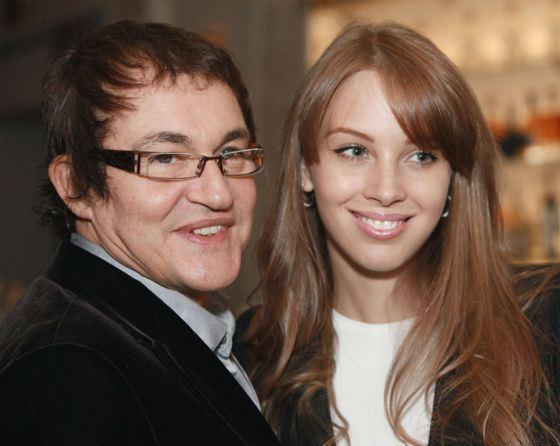 Дмитрий Дибров и Полина Наградова