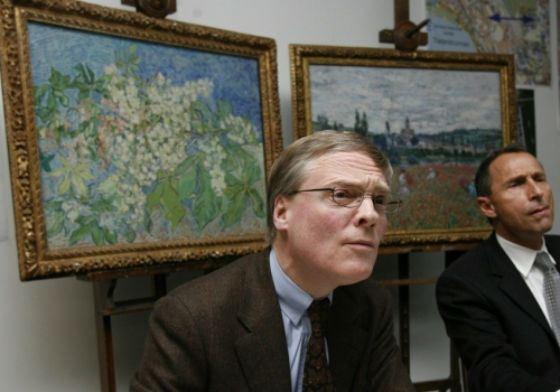 Два украденных полотна до сих пор не найдены