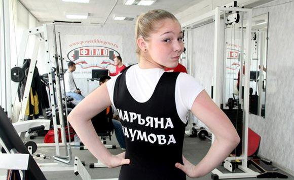 Марьяна Наумова снова поставила рекорд на «Арнольд классик»