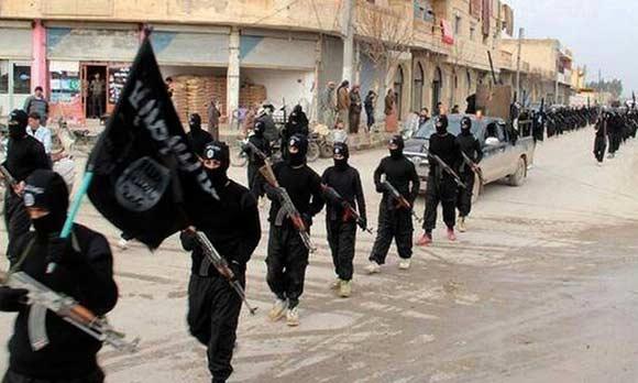 ИГИЛ контролирует Ракку и считает город своей столицей