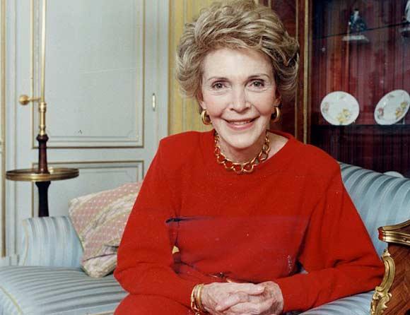 Нэнси Рейган скончалась от сердечной недостаточности