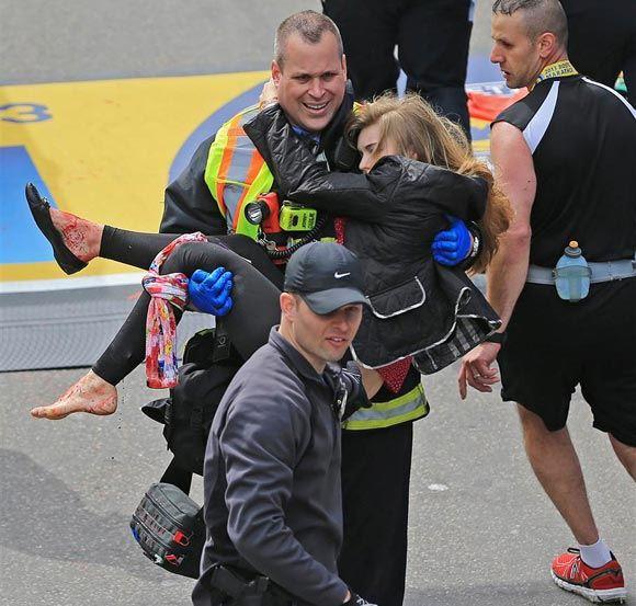 Выжившая при теракте на Бостонском марафоне студентка погибла в автоаварии