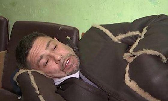 Валерий Николаев отдыхает в полиции