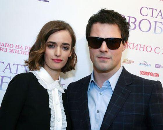 Данила Козловский и Ольга Зуева