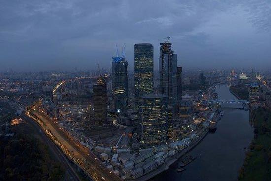 Москва стала третьим городом в мире по числу миллиардеров