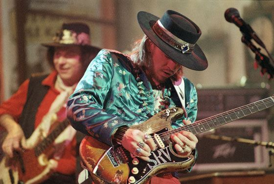 7 место – «Ленни», Fender Stratocaster Стиви Рэя Вона