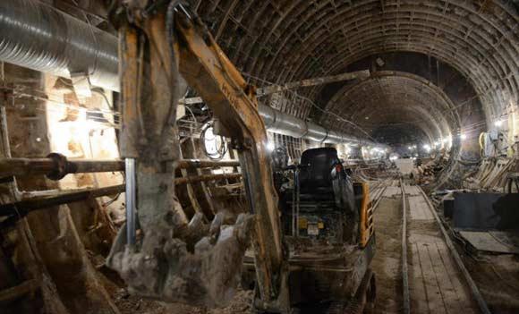 ЦСКА получит собственную станцию метро в Москве