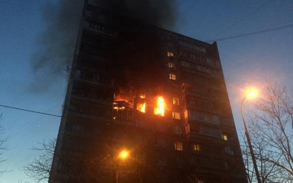 Версия о том, что в доме на Кабельной улице взорвался газ, не подтверждается