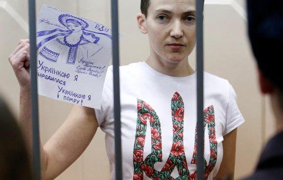 Николай Полозов заявил, что состояние Надежды Савченко – критическое