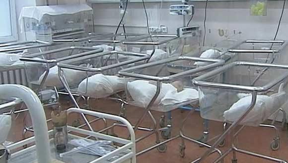 Похитительница ребенка арестована, а младенца вернули в перинатальный центр