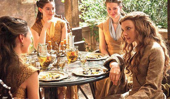 Кадр из сериала «Игры престолов»
