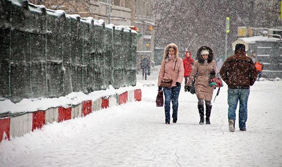 Синоптики: в Москве и области до конца марта установится холодная погода