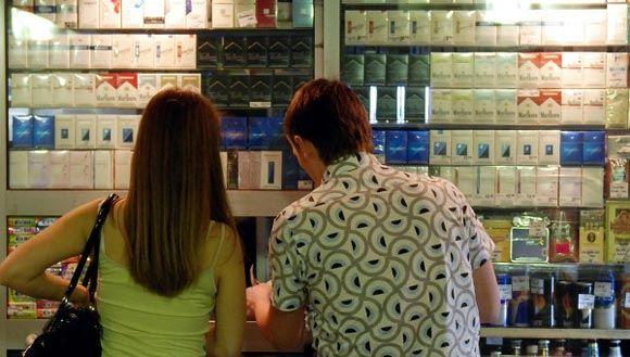 Увеличенные пачки сигарет исчезнут из продажи в конце года