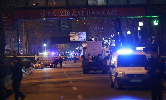 Граждан США предупредили об опасности теракта в Анкаре за два дня до взрыва