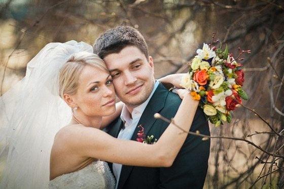 Фото анны хилькевич с ее мужем