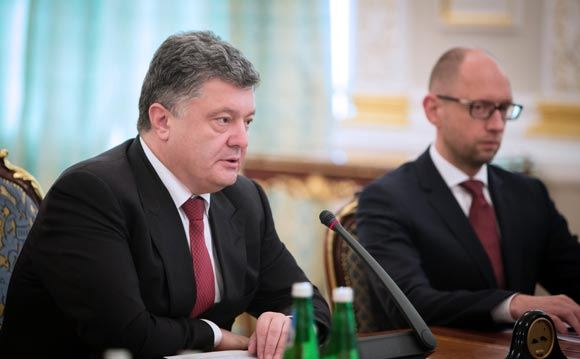Poroshenko called his candidacy for the post of new prime minister of Ukraine