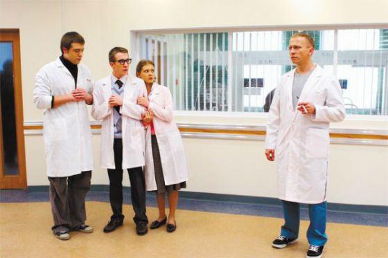 Доктор Быков и его интерны