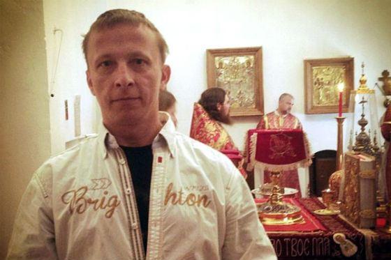 Первый в истории священник-артист