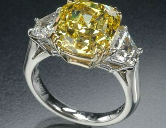 Nova Yellow Diamond от Tiffany&Co