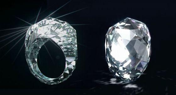 Shawish The World�s First Diamond Ring � 150-�������� ��������� ��������