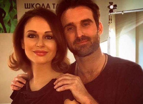 Ирина Безрукова и Максим Петров
