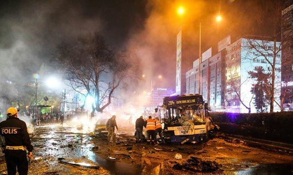 Германия сообщила о возможности нового теракта в Анкаре